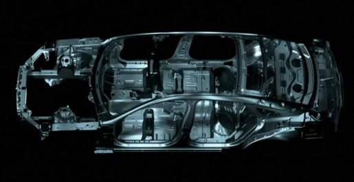 Teaser 3: Nieuwe Jaguar XJ Aluminium Body
