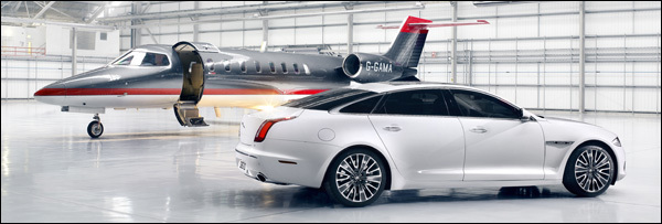 Jaguar XJ Ultimate ETO