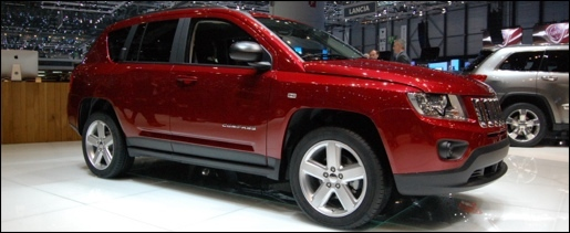 Jeep Compass Geneva