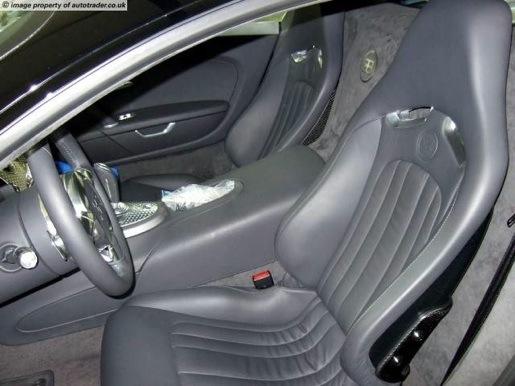 Bugatti Veyron Jenson Button