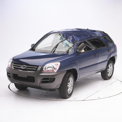 Dak Test Volkswagen Tiguan vs. Kia Sportage