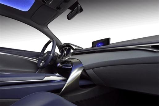 Lexus LF-Ch interieur
