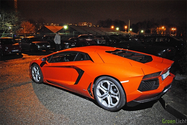 Lamborghini productie LP700-4 Aventador Sant Agata Italie
