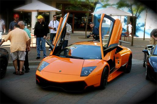 Lamborghini LP670 SV