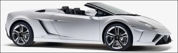 Lamborghini Gallardo Facelift 2013