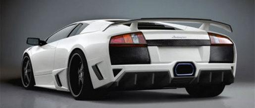 Lamborghini Murcielago kit