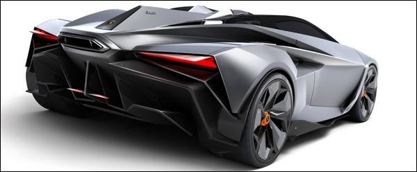 Lamborghini Perdigon Designstudie
