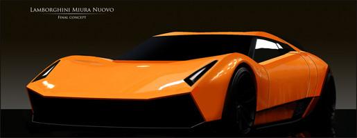 Lamborghini Miura Nuovo