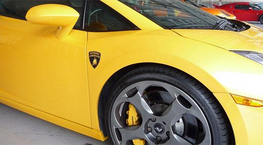 Lamborghini - Circuit van Sepang