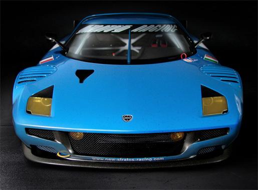 Lancia Stratos GT2