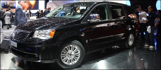 Lancia Voyager Geneva