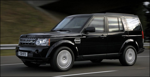 Land Rover Discovery 4 bepanserd