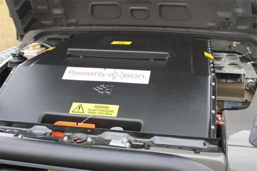 Land Rover Defender Safari EV