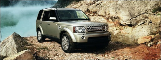 Land Rover Discovery 4 Facelift