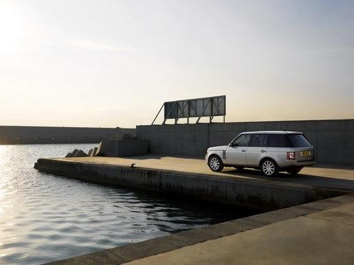 Land Rover Range Rover Facelift 2010