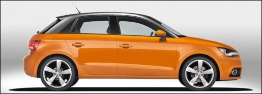 Audi A1 Sportback Lek