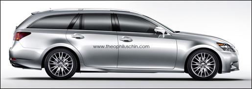 Lexus Gs Break Ori