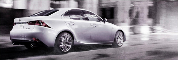 Lexus IS 2013 IS300h IS250