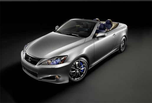 lexus IS C F-Sport