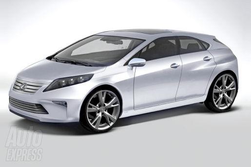 Lexus CS