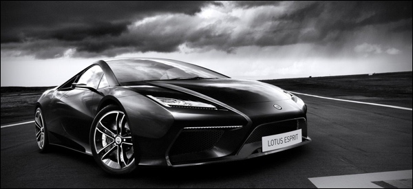 Lotus Esprit Future