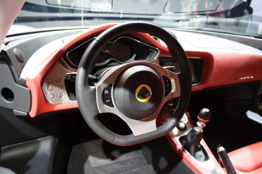 Lotus Evora IAA Autosalon Frankfurt