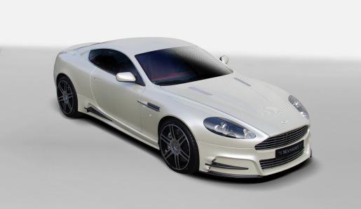Mansory Aston Martin DB9 Coupé
