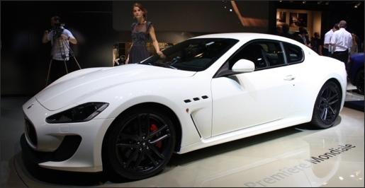 Maserati GranTurismo MC CS