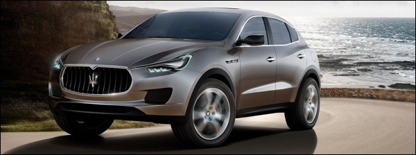 Maserati Kubang Concept SUV 2012