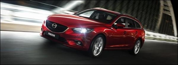 Mazda6 Wagon 2013