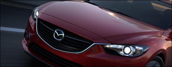 Mazda 6 2013