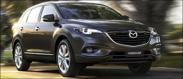 Mazda CX-9 Facelift 2013