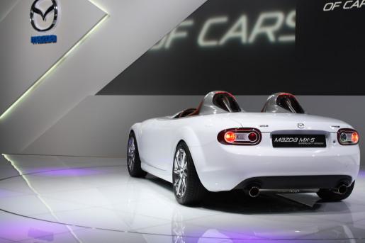 Mazda MX5 Superlight Concept