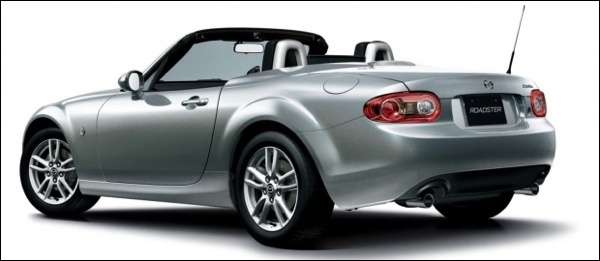 Mazda MX-5 Facelift 2013