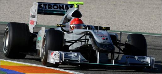 F1 Mercedes W01