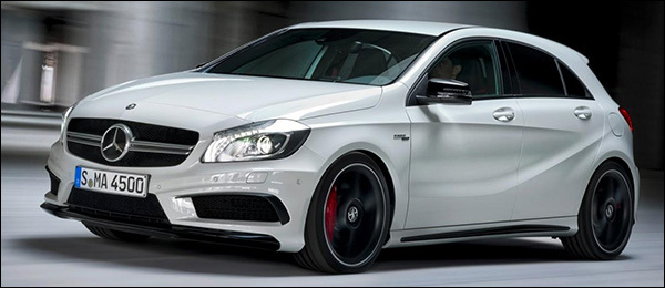 Mercedes A45 AMG vs Mercedes CLS 63 AMG Shooting Brake