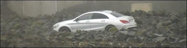 Mercedes CLA Spyshot Betrapt 2013