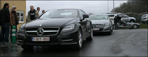 Mercedes CLS kort getest