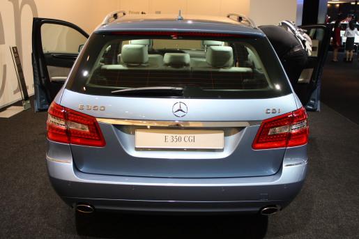 IAA Frankfurt 2009 Mercedes E-Klasse Break