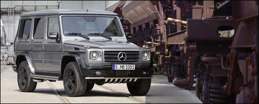 Mercedes G-Klasse Final Edition