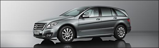 Mercedes R-Klasse nieuwe
