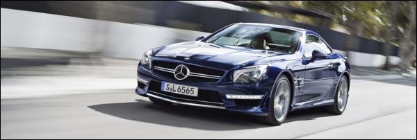 Mercedes SL65 AMG 2012