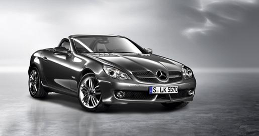 Mercedes SLK Grand Edition SL Night Edition Roadsters