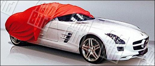 Gelekt: Mercedes SLS AMG Gullwing