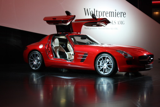 IAA Mercedes SLS AMG