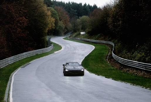 Mercedes SLS AMG Preview