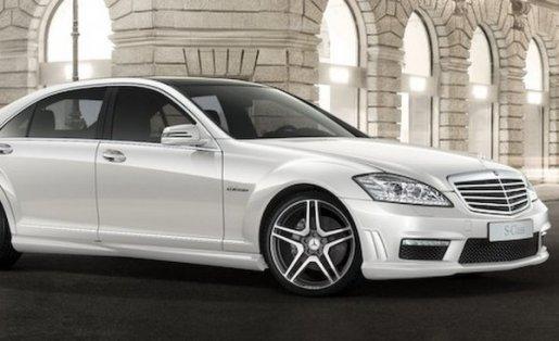 Mercedes S AMG
