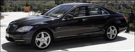 Mercedes S-Klasse Grand Edition