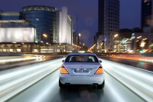 Mercedes S-klasse Facelift S400 Hybride