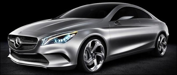 Mercedes Style Coupe Concept
